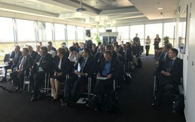 """Konferencja """"Inwestycje w infrastrukturze kolejowej w Niemczech i w Polsce"""""""