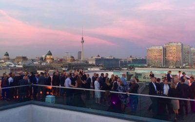 Polsko- Niemiecki wieczór w przeddzień targów Innotrans