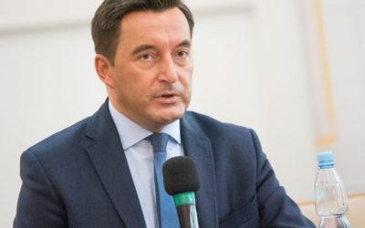 Wystąpienie  Przewodniczącego Zarządu RBF  w sprawie waloryzacji kontraktów inwestycyjnych